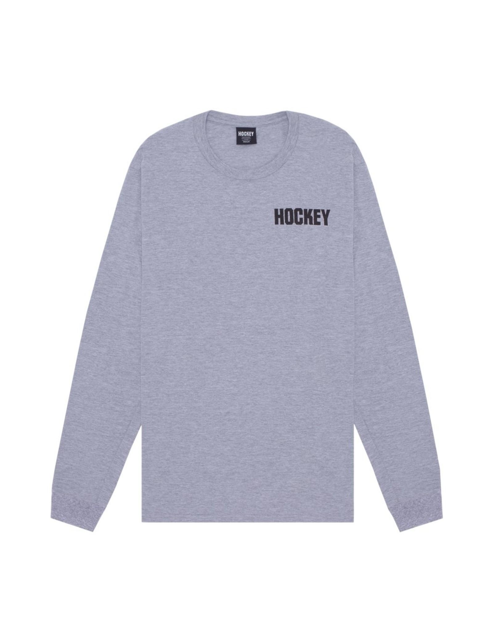 HOCKEY HOCKEY - WITCH CRAFT L/S - GREY -