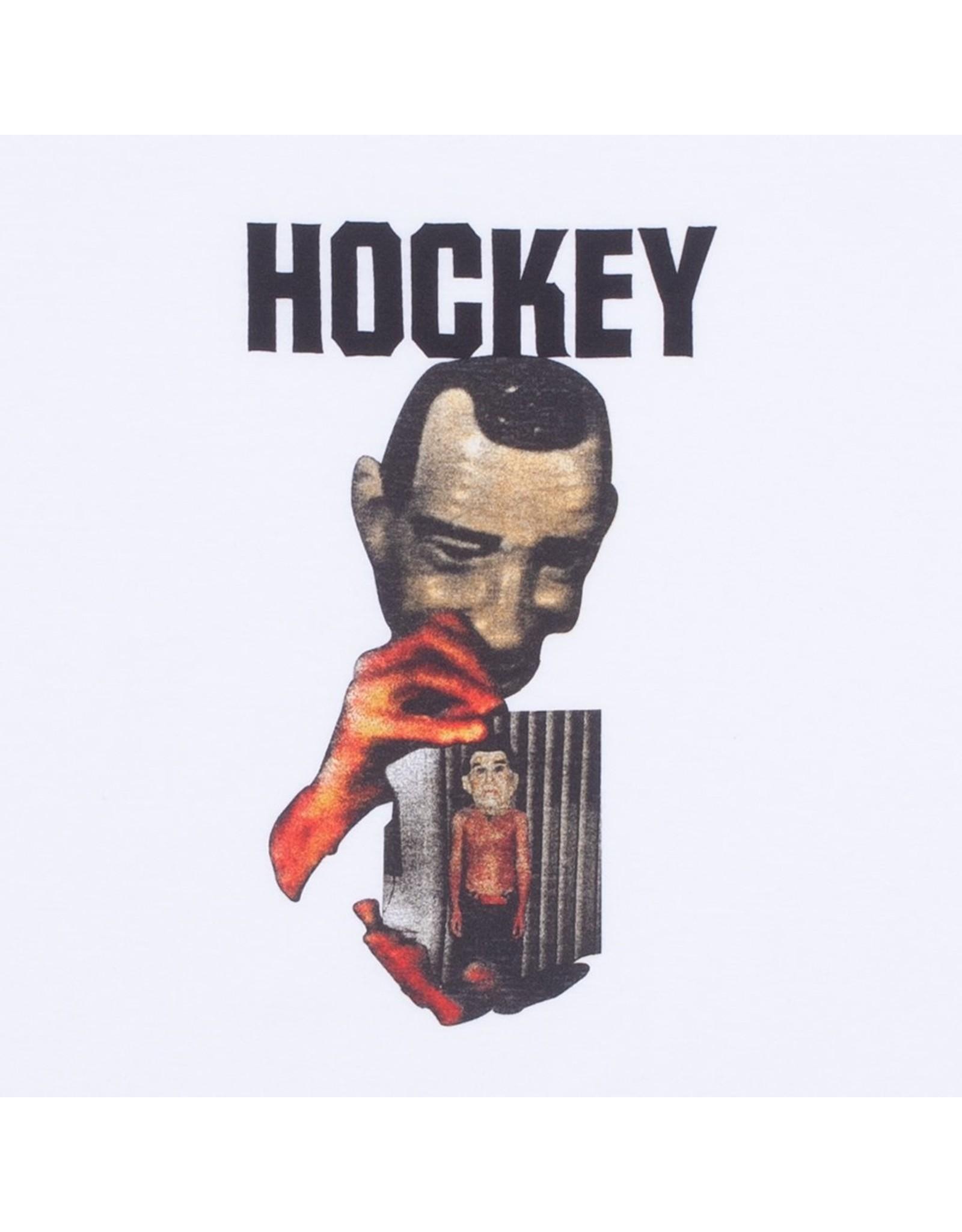 HOCKEY HOCKEY - POINT BREAK S/S - WHITE