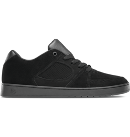 ES SHOES ES - ACCEL SLIM - BLK/BLK -