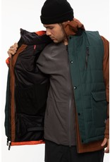 686 686 - SMARTY 5-IN-1 JACKET - DARK SPRUCE -