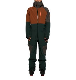 686 686 - HYDRA COVERALL PANT - DRK SPRCE -