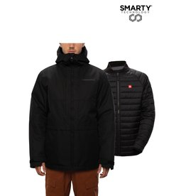 686 686 - SMARTY 3-IN-1 JCKT - BLK -