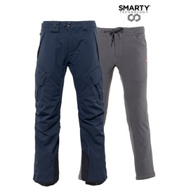 686 686 - 3-IN-1 CARGO PANT - NVY -