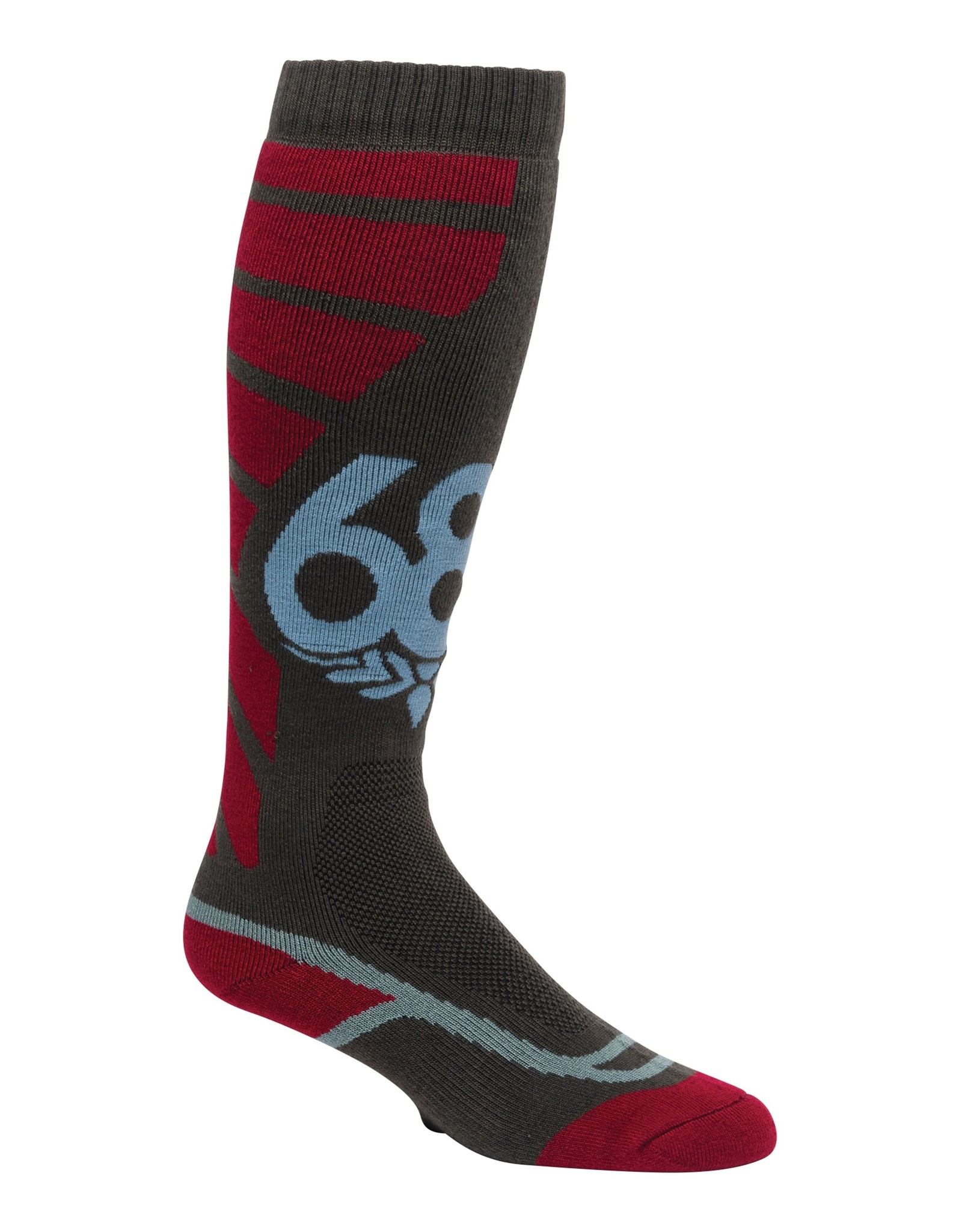686 686 - STRIKE 3-PACK SOCKS - ASSORTED