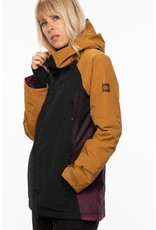 686 686 - GORE-TEX WHITNEY INSULATED JACKET - GOLD/BROWN -