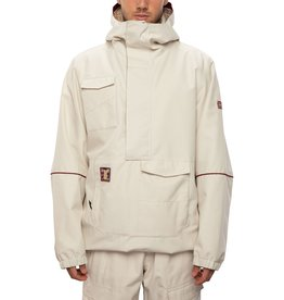 686 686 - HOME ANORAK JCKT - BIRCH -