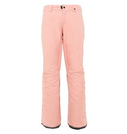 686 OUTERWEAR 686 - MID-RISE PANT - CORAL PINK -