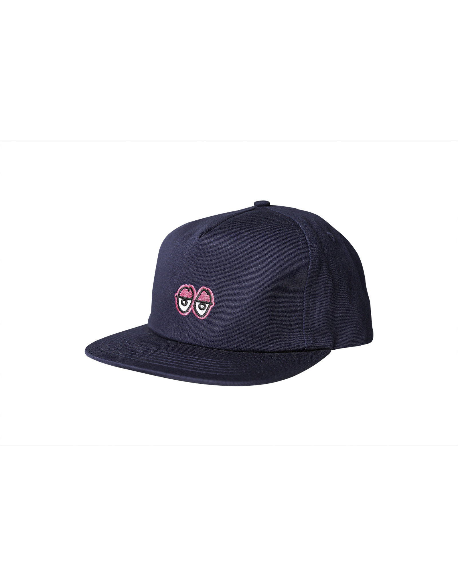 KROOKED KROOKED - EYES SNAPBACK - NAVY