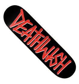 DEATHWISH DEATHWISH - DEATHSPRAY RED - 8.25