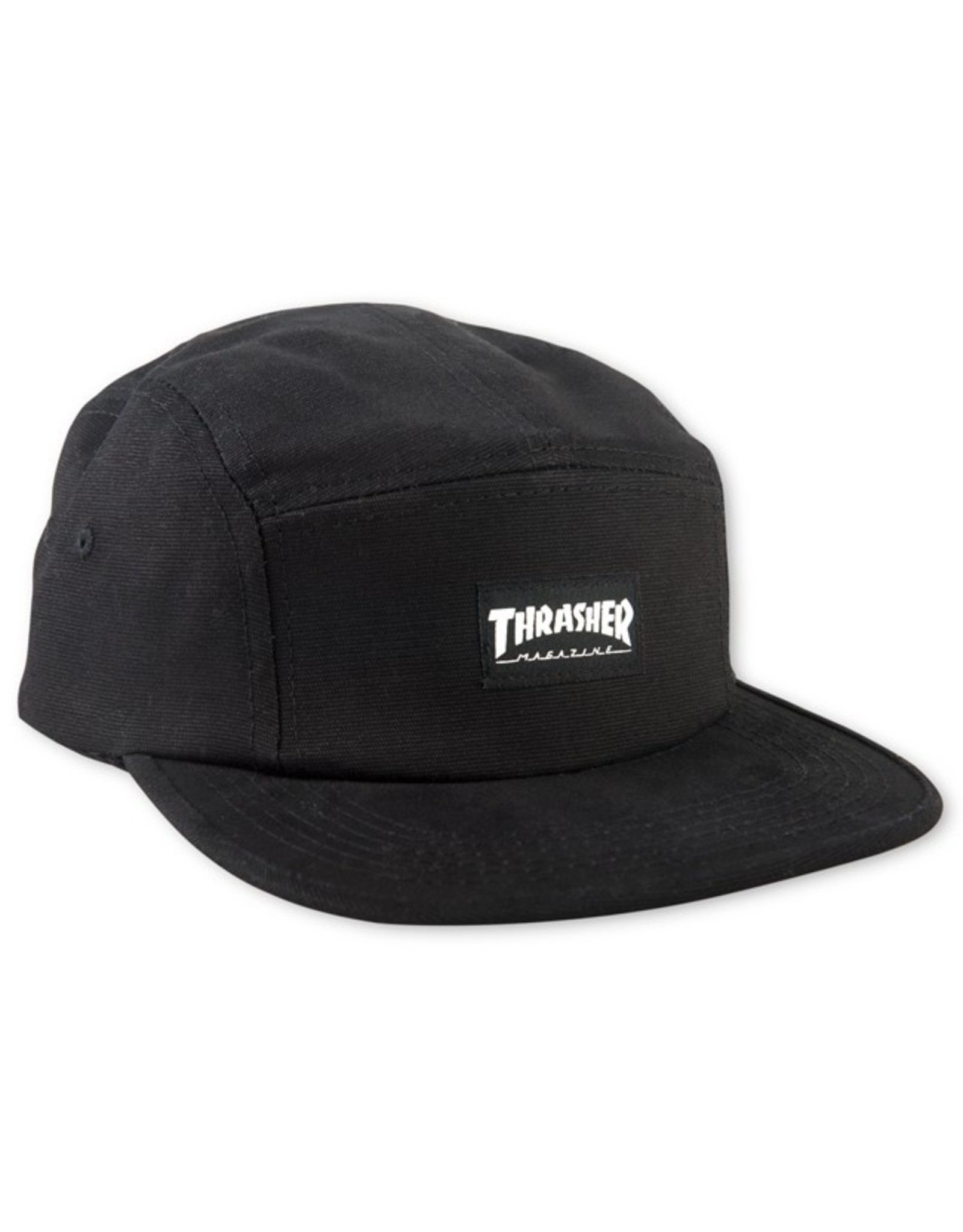 THRASHER THRASHER - 5-PANEL - BLACK