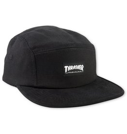 THRASHER THRASHER - 5-PANEL - BLK