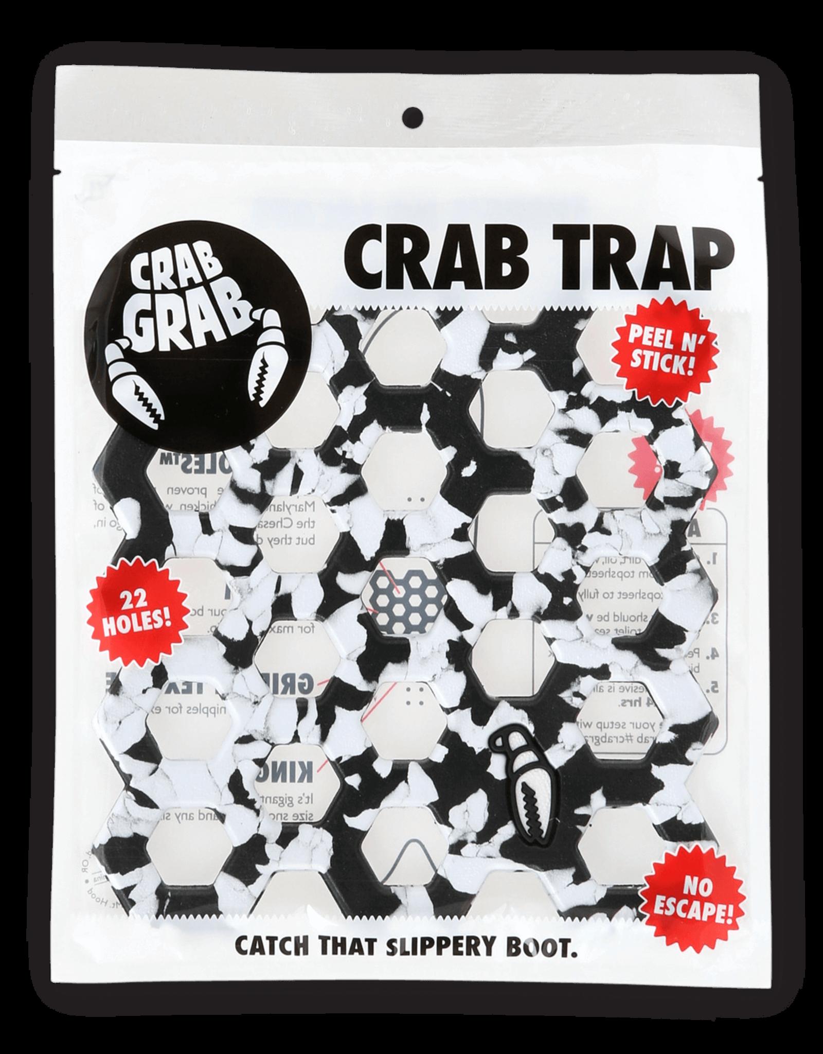 CRAB GRAB CRAB GRAB - CRAB TRAP - BLACK CAMO
