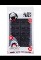 CRAB GRAB CRAB GRAB - SHARK TEETH - BLACK