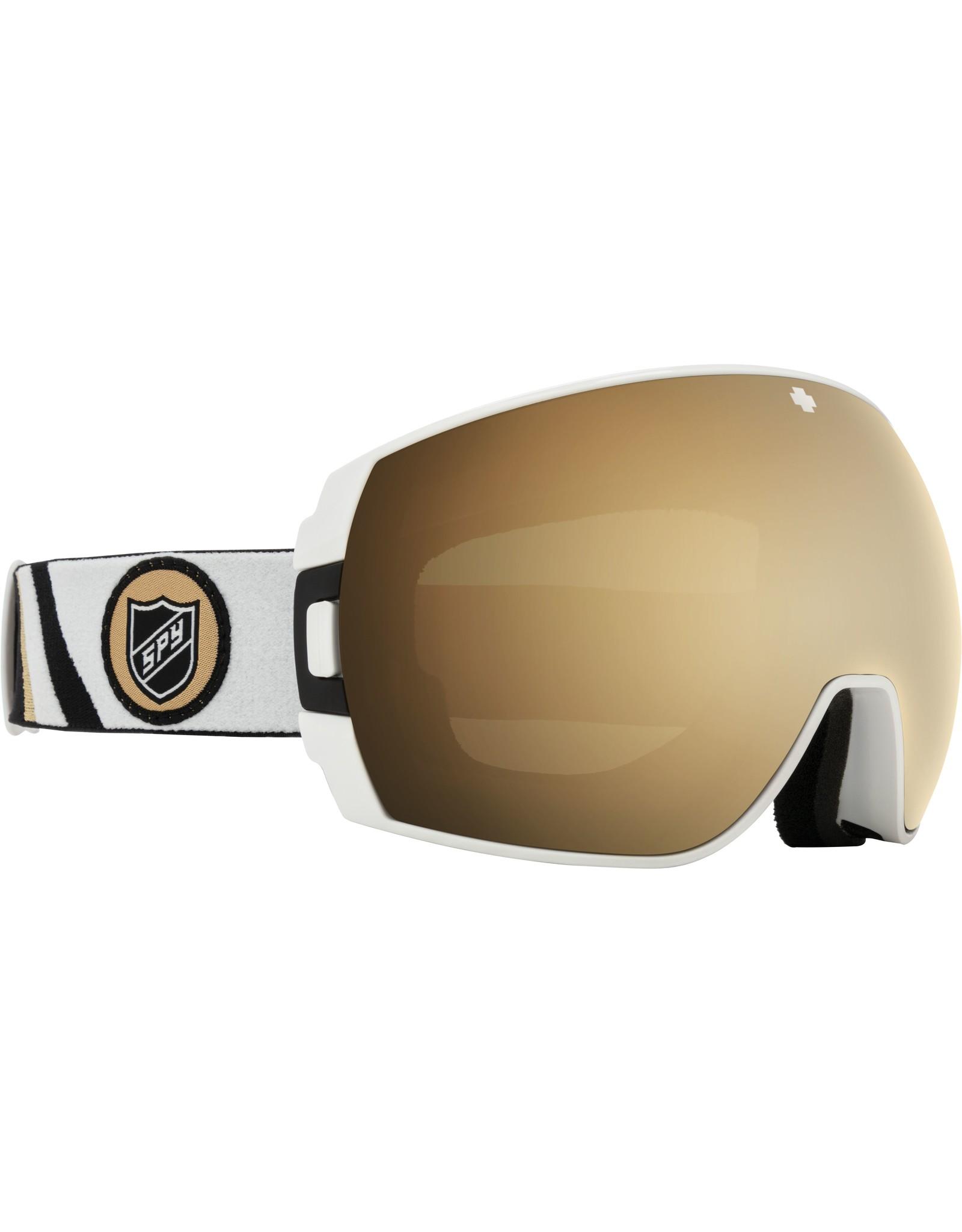 SPY SPY - LEGACY - WALLISCH HD - BRONZE/GOLD SPECTRA + BONUS LENS