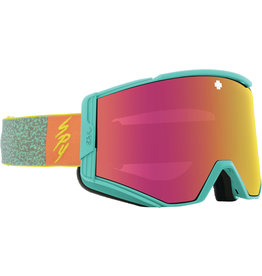 SPY SPY - ACE - NEON POP HD - BRNZE/PINK SPEC. + BONUS LENS