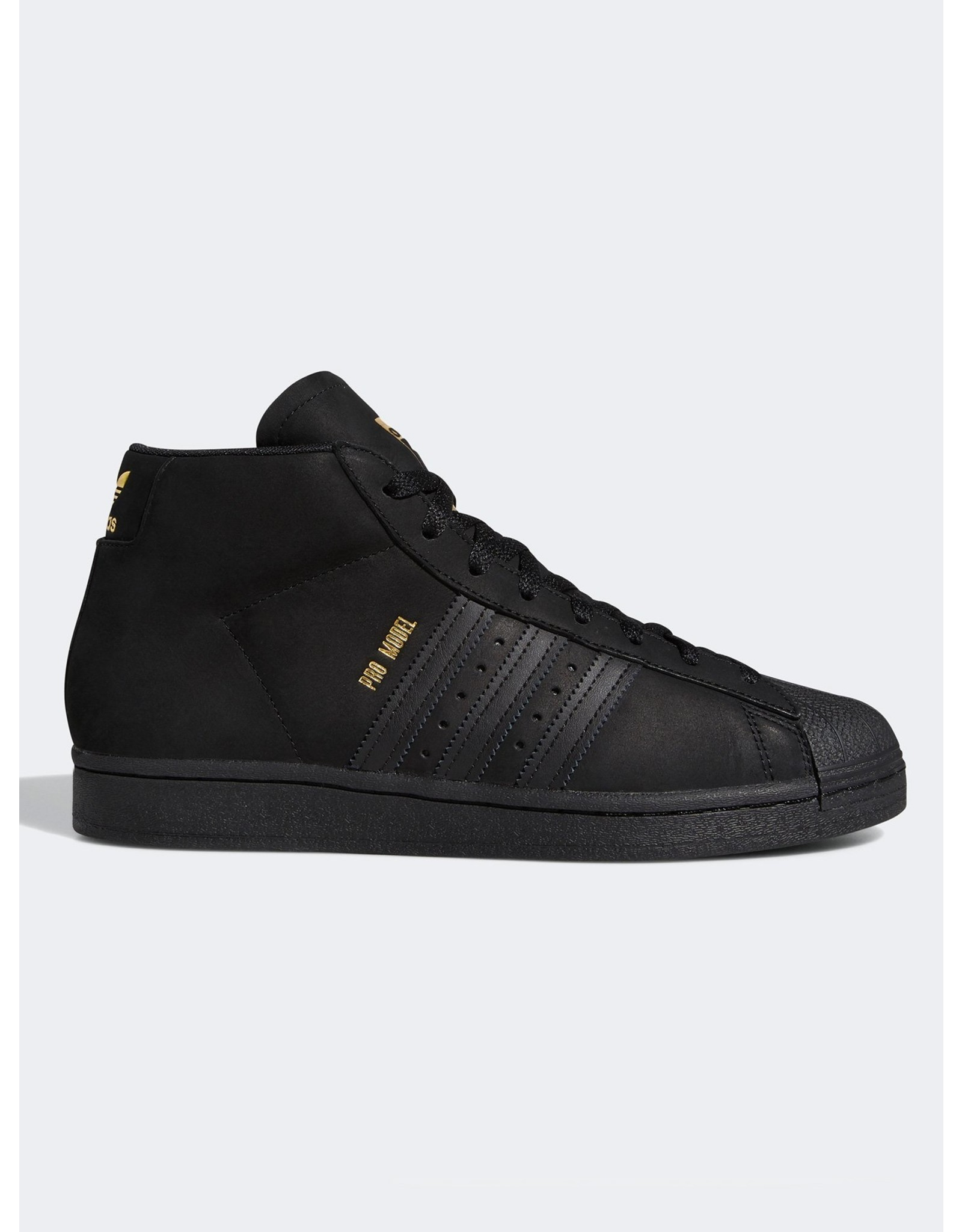 ADIDAS ADIDAS - PRO MODEL HIGH - BLACK/BLACK -