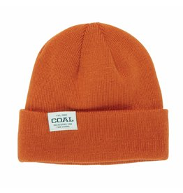COAL HEADWEAR COAL - UNIFORM LOW BEANIE - ORNG