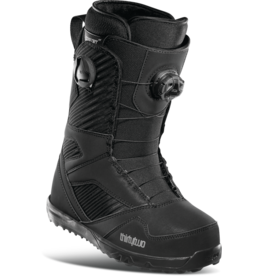 THIRTYTWO THIRTYTWO - WO STW DOUBLE BOA - BLK -