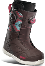 THIRTYTWO SNOWBOARD BOOTS THIRTYTWO - WOMENS STW BOA - BROWN -