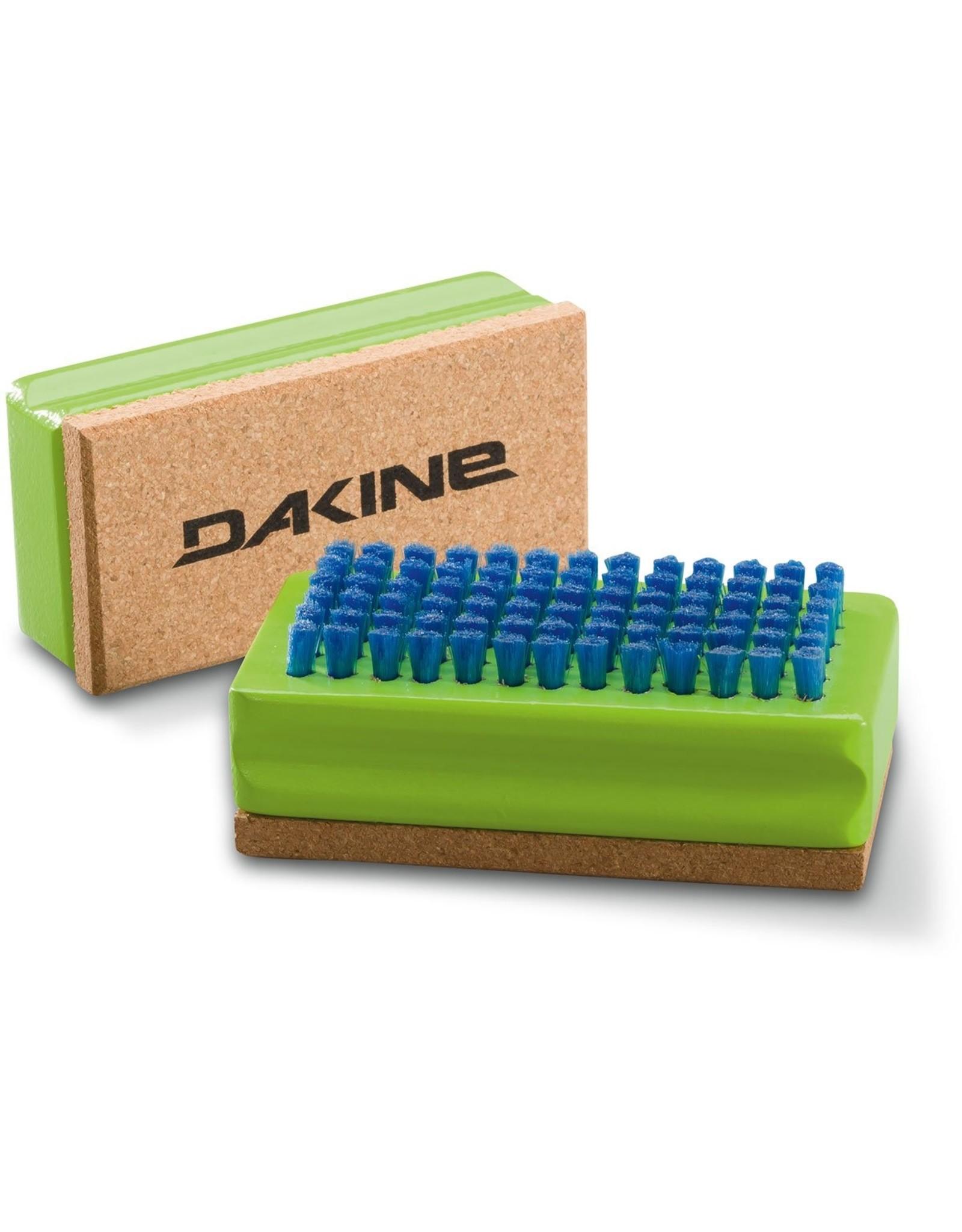 DAKINE DAKINE - NYLON/CORK BRUSH - GREEN
