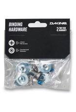 DAKINE DAKINE - BINDING HARDWARE - STEEL