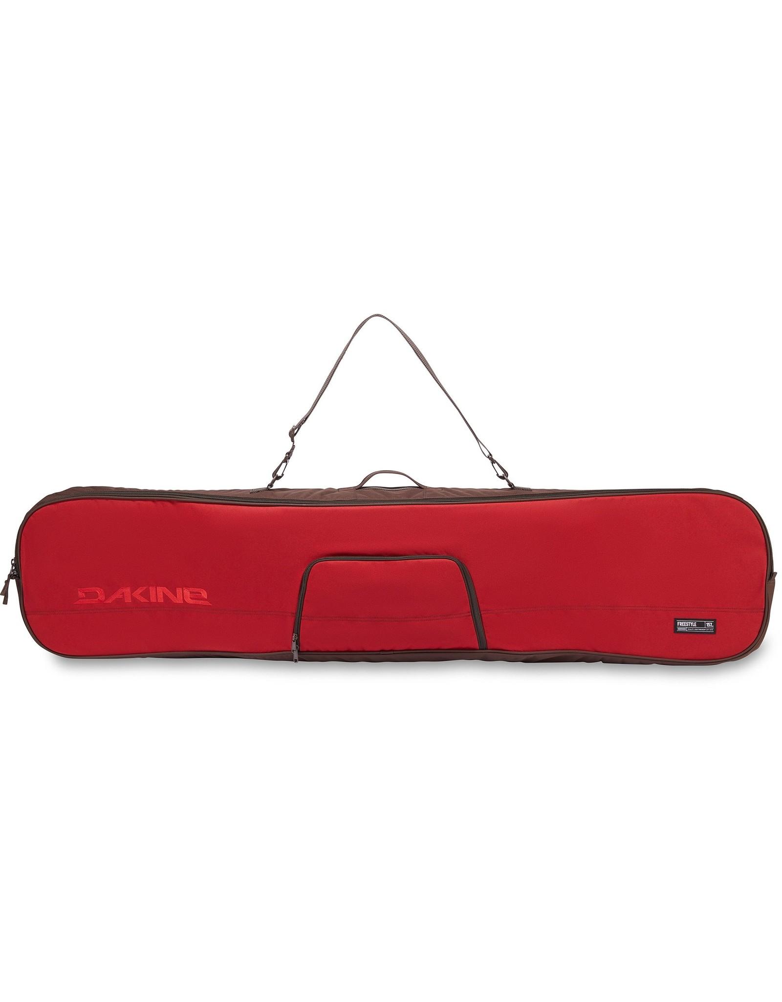 DAKINE DAKINE - FREESTYLE BAG - 157CM - RED