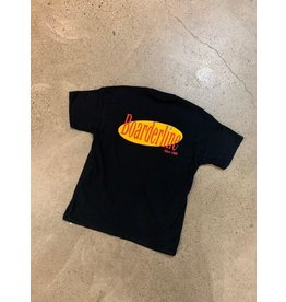 BOARDERLINE - SEINFELD KIDS TEE - BLK -