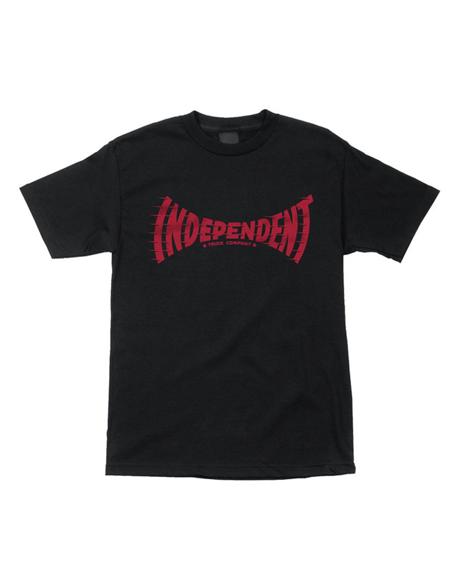 INDEPENDENT INDEPENDENT - BREAKNECK S/S - BLACK -
