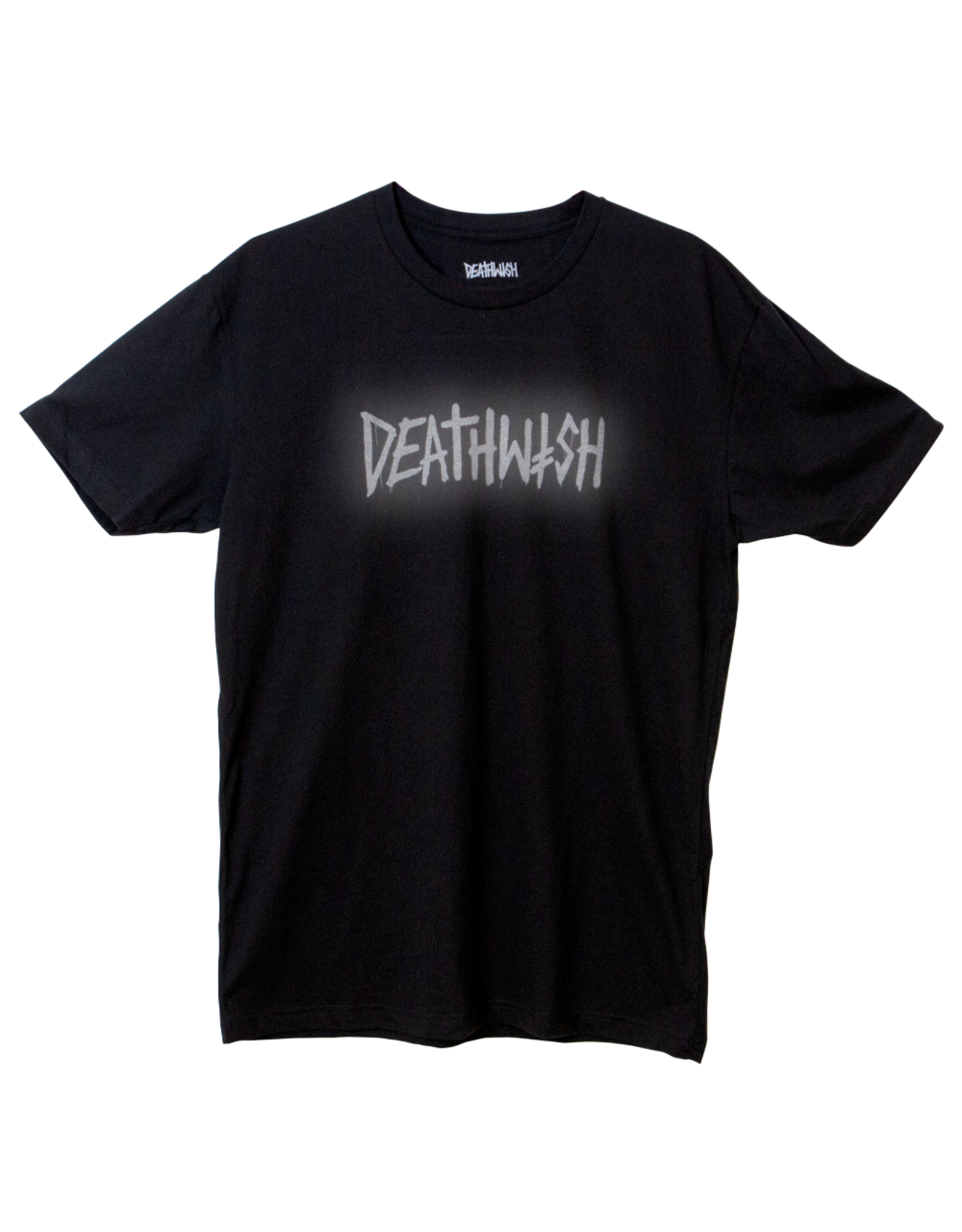DEATHWISH DEATHWISH - DEATHTAG S/S - BLACK/SILVER