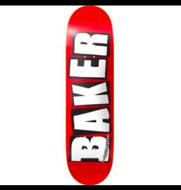 BAKER BAKER - BRAND LOGO - WHT - 7.56