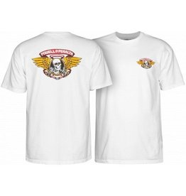 POWELL POWELL PERALTA - WINGED RIPPER S/S - WHT -
