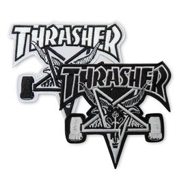 THRASHER THRASHER - SKATE GOAT PATCH