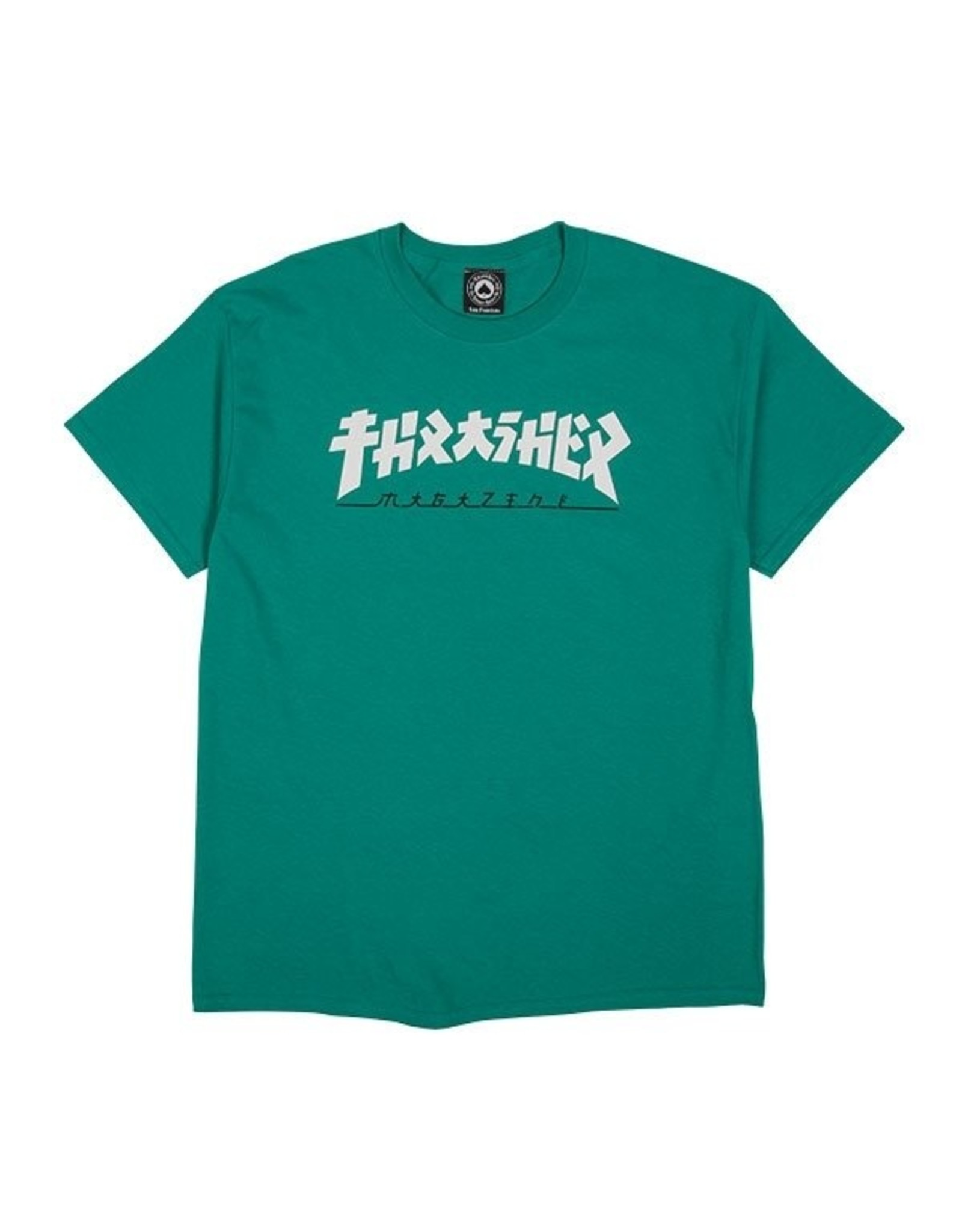 THRASHER THRASHER - GODZILLA S/S - JADE -
