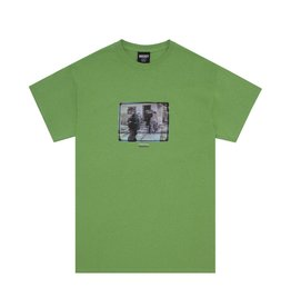 HOCKEY HOCKEY - RICKS TEE - KIWI GRN -