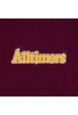 ALLTIMERS ALLTIMERS - BROADWAY TEE - BURGUNDY