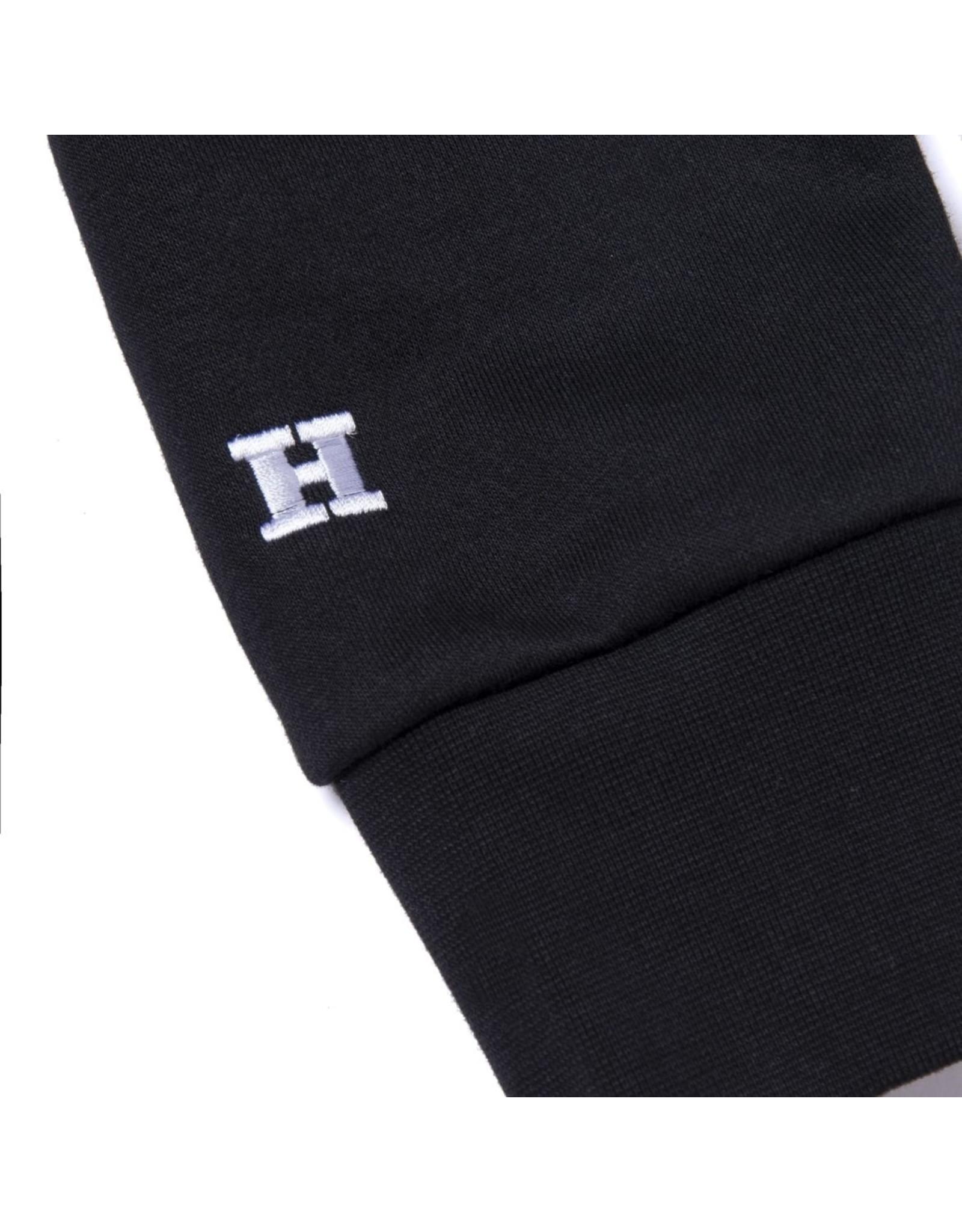 HUF HUF - PLAYBOY COLOYR BLOCK HOODIE - BLACK -