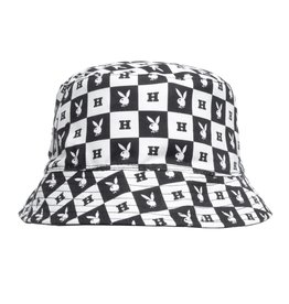 HUF HUF - REVERSIBLE BUCKET HAT - BLK -