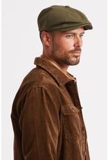 BRIXTON BRIXTON - BROOD SNAP CAP - OLIVE -