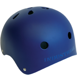 INDUSTRIAL - HELMET - BLUE -