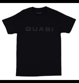QUASI SKATEBOARD DECKS QUASI - EURO TEE - BLK -