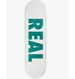 REAL REAL - BOLD SERIES - WHT - 8.5