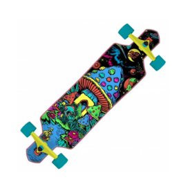 SANTA CRUZ SANTA CRUZ - DROP THRU TIME WARP - 9 X 36