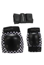 PRO-TEC PRO-TEC - YOUTH 3-PACK PADS - CHECK - SML