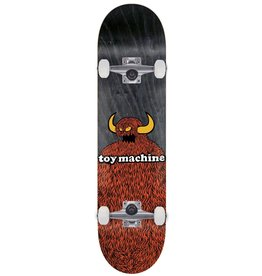 TOY MACHINE TOY MACHINE - FURRY MONSTER COMP. - 8.25
