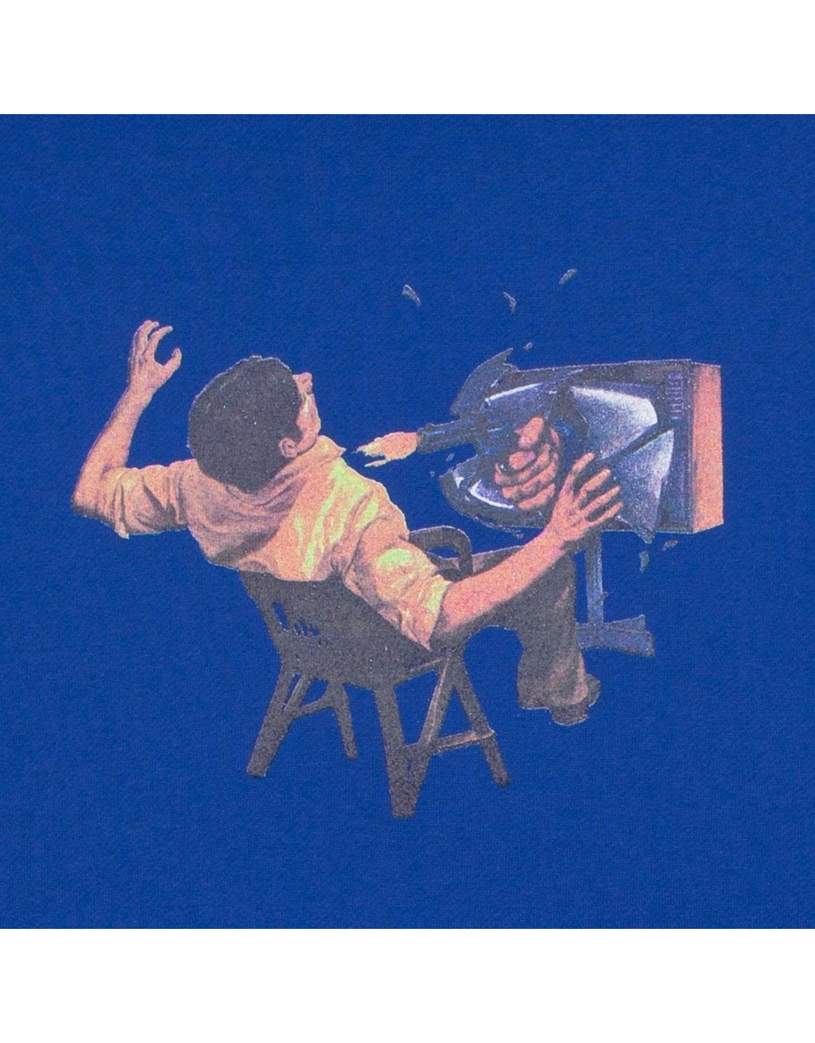 HOCKEY HOCKEY - ULTRAVIOLENCE HOODIE - BLUE -