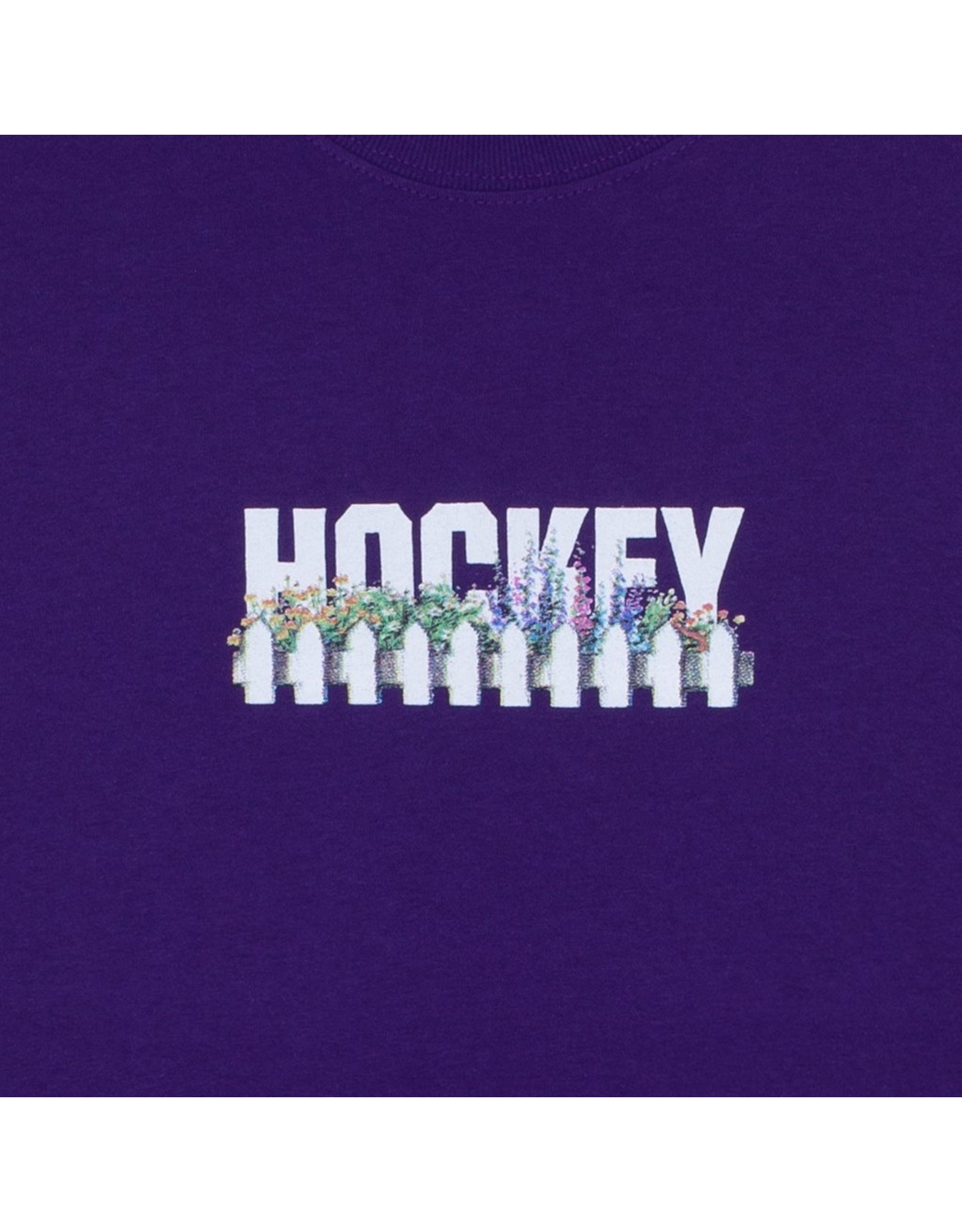 HOCKEY HOCKEY - NEIGHBOUR TEE - PURPLE