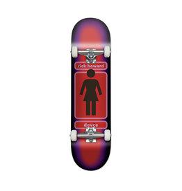 GIRL SKATEBOARD DECKS GIRL - HOWARD COMP. - 7.625