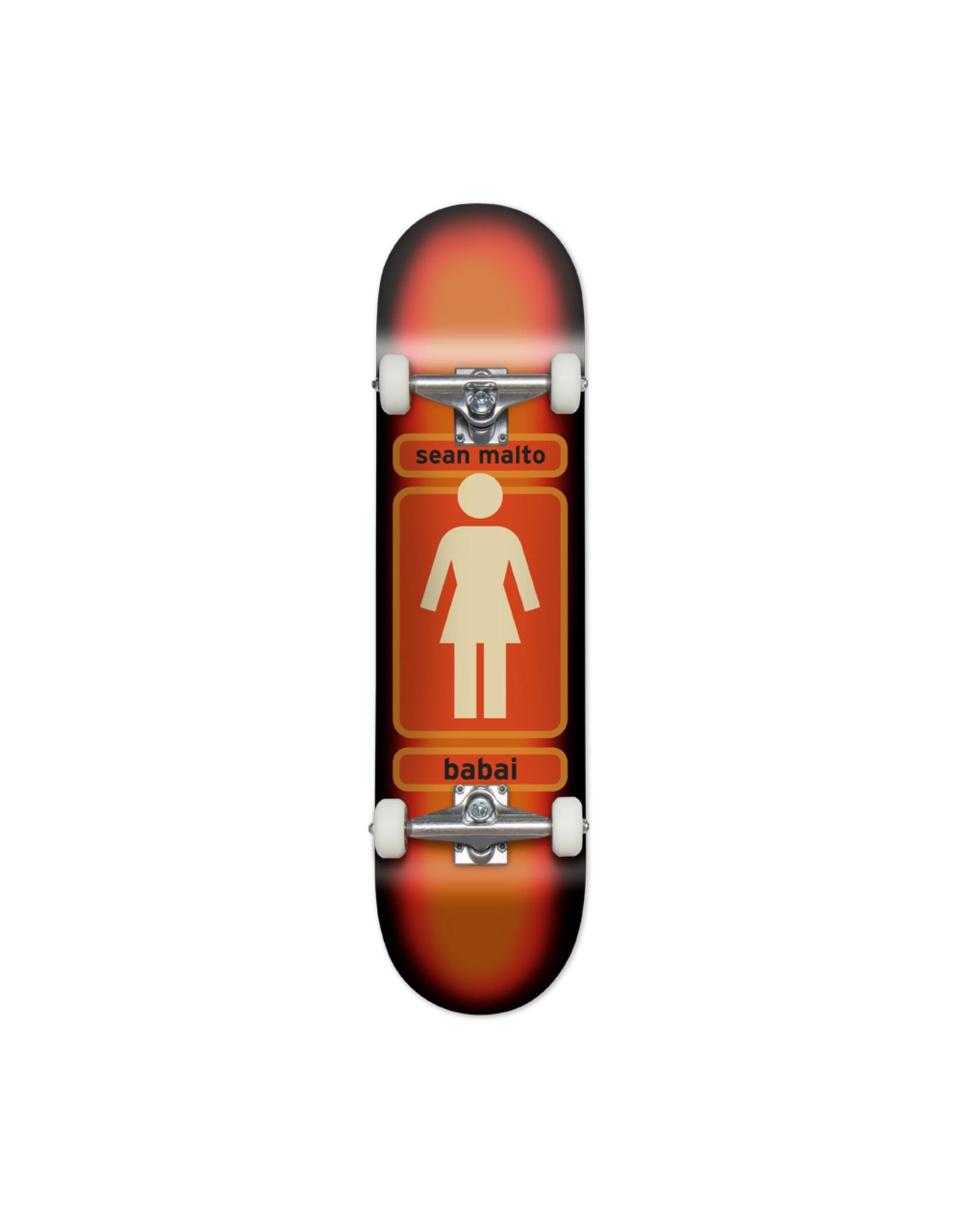 GIRL SKATEBOARD DECKS GIRL - MALTO COMPLETE- 7.75