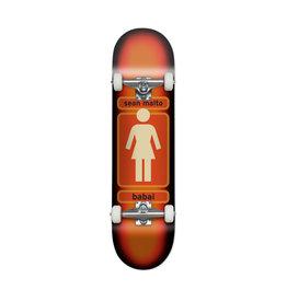 GIRL SKATEBOARD DECKS GIRL - MALTO COMP. - 7.75
