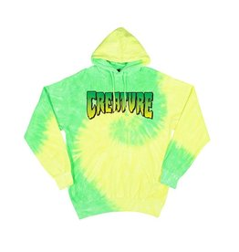 CREATURE CREATURE - LOGO HOODIE - YLLW/LIME -